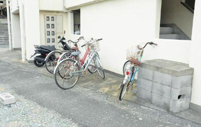 【駐車場】坂本マンション