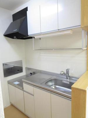 【キッチン】ローズハウス