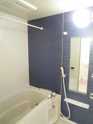 【浴室】ローズハウス