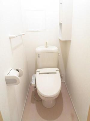 【トイレ】ローズハウス