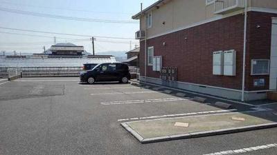 【駐車場】S&Aスクエア