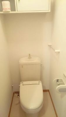 【トイレ】S&Aスクエア