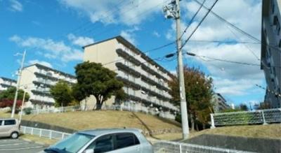 【外観】新多聞第二住宅 115号棟