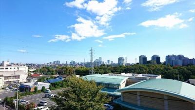 【展望】シティテラス横濱和田町ブリーズコート