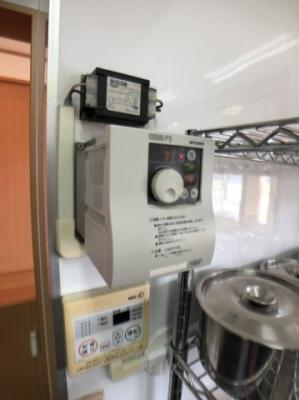 換気扇の出力を調整できます。電気代の節約になります。