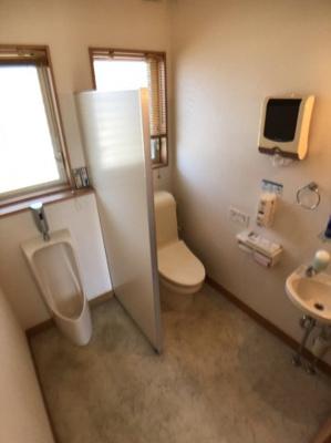 【トイレ】池内町 立地が目立つ場所で起業しませんか?