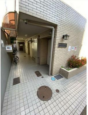 【エントランス】ガーデン野毛山