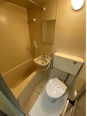 【浴室】ガーデン野毛山
