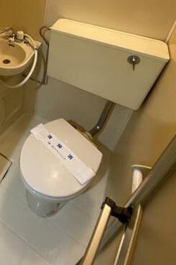 【トイレ】ガーデン野毛山