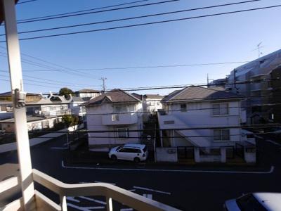 【展望】シティハイム 本郷台B棟