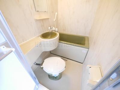 【浴室】シティハイム 本郷台B棟