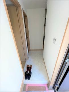 【玄関】横浜市鶴見区下末吉3丁目D 新築戸建て