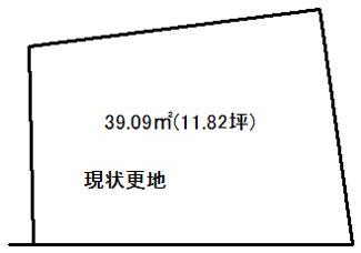 【土地図】内里町売土地