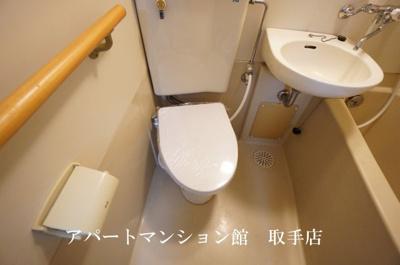 【トイレ】ソラーレ