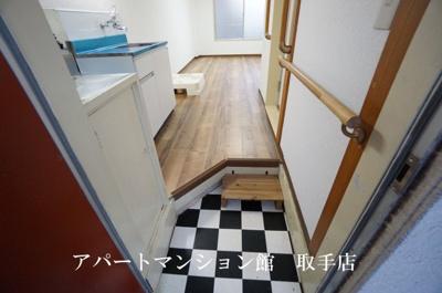 【玄関】ソラーレ