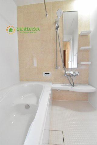 【浴室】西区佐知川 8期 新築一戸建て グラファーレ 02