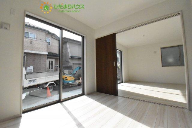 【洋室】西区佐知川 8期 新築一戸建て グラファーレ 02