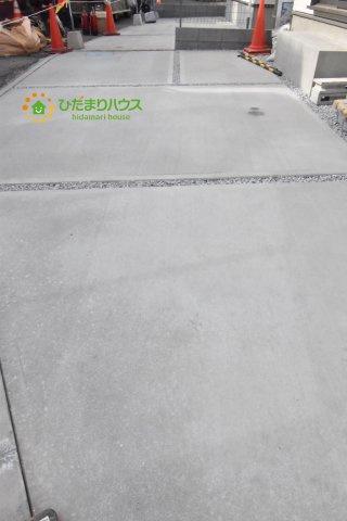 【駐車場】西区佐知川 8期 新築一戸建て グラファーレ 02