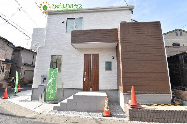 【外観】西区佐知川 8期 新築一戸建て グラファーレ 02