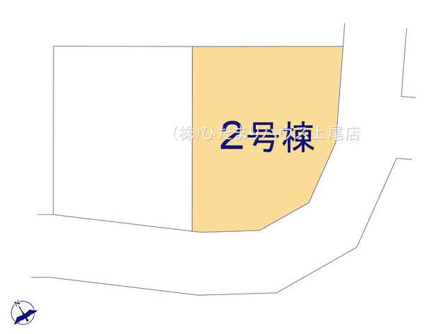 【区画図】西区佐知川 8期 新築一戸建て グラファーレ 02