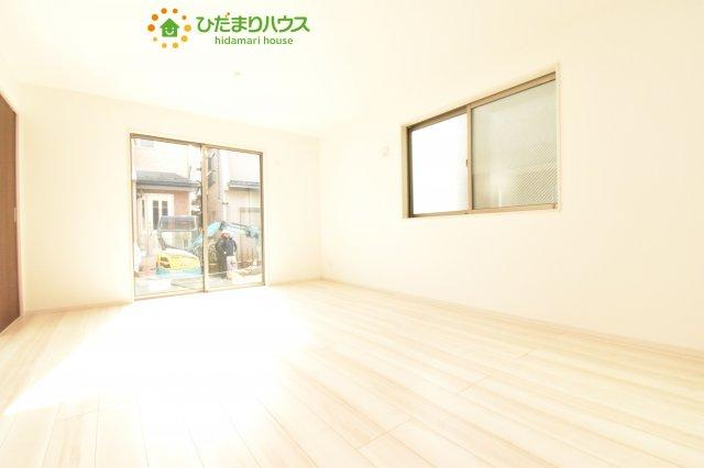 【居間・リビング】西区佐知川 8期 新築一戸建て グラファーレ 02
