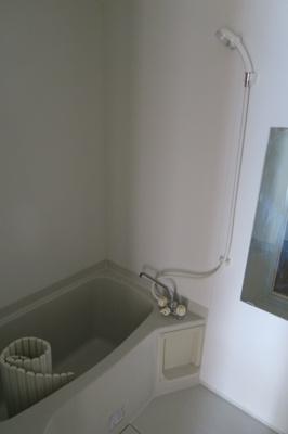 【浴室】ハイツオルビア