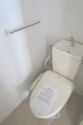 【トイレ】ハイツオルビア