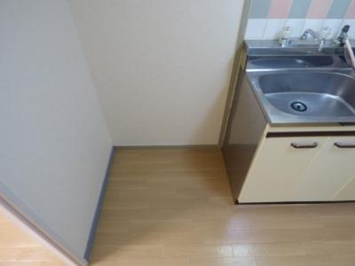 【キッチン】サンワ№36マンション