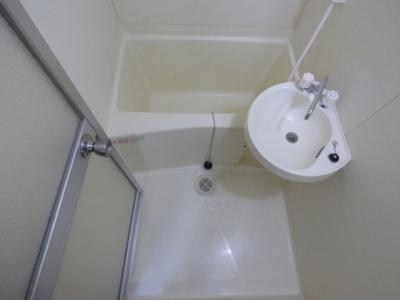 【浴室】サンワ№36マンション