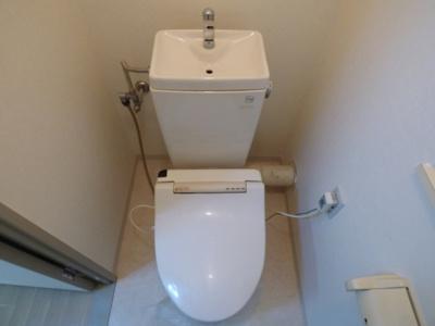 【トイレ】サンワ№36マンション