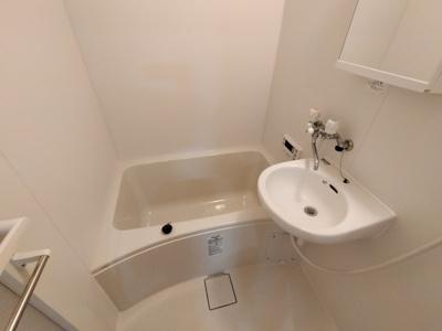 【浴室】レジデンス寿