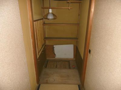 【和室】黒石市駅近中古住宅