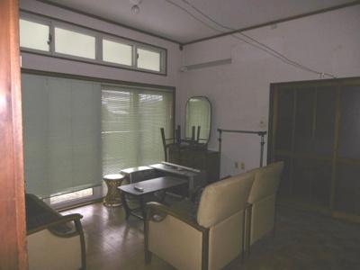 【居間・リビング】黒石市駅近中古住宅