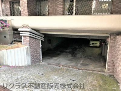 【駐車場】椿グランドハイツ