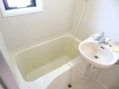 【浴室】コーポフジノ