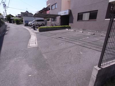 【駐車場】サンパティーク金山