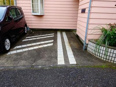【駐車場】ケーズフラット