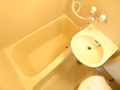 【浴室】ケーズフラット
