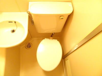 【トイレ】ケーズフラット