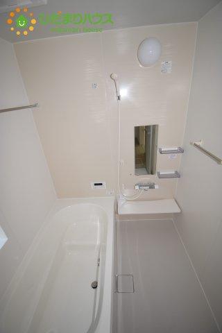 【浴室】鴻巣市堤町 2期 新築一戸建て 1
