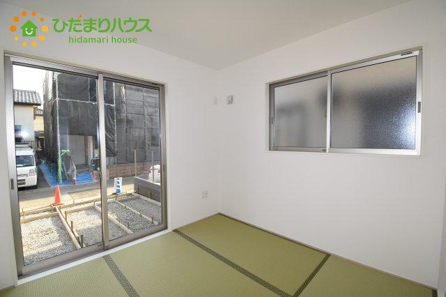 【和室】鴻巣市堤町 2期 新築一戸建て 1