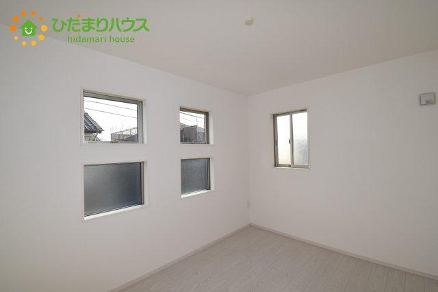 【洋室】鴻巣市堤町 2期 新築一戸建て 1