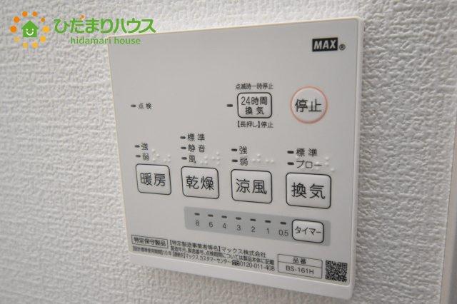 【設備】鴻巣市堤町 2期 新築一戸建て 1