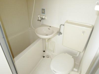 【浴室】パセオ三宅II