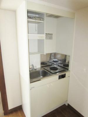【キッチン】パセオ三宅II