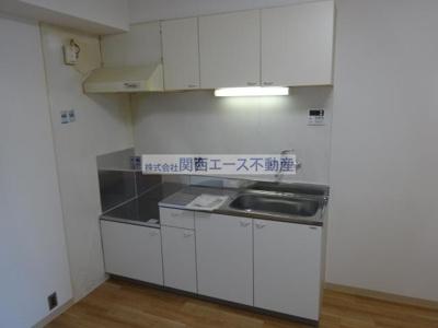 【キッチン】メゾン瓜生堂