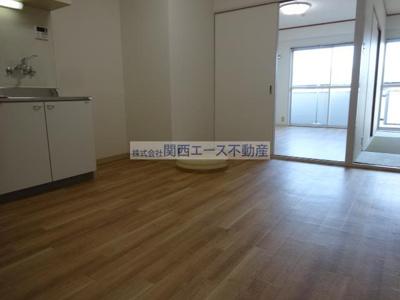 【居間・リビング】メゾン瓜生堂