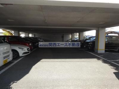 【駐車場】メゾン瓜生堂