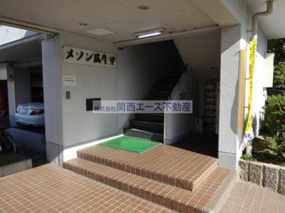【エントランス】メゾン瓜生堂