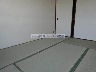 【寝室】メゾン瓜生堂